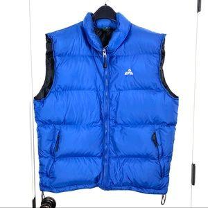 EMS large goose down vest